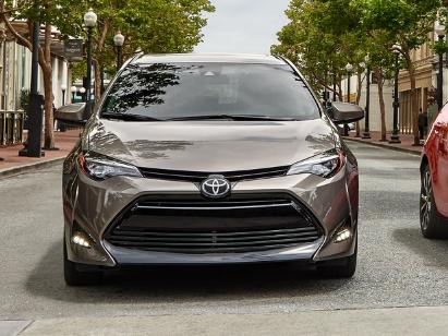 2019 Toyota Corolla Hatch XSE