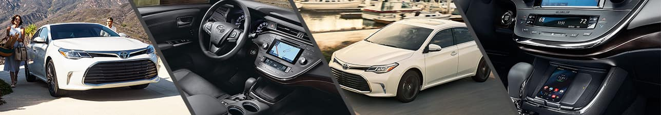 New 2018 Toyota Avalon for sale in Austin TX