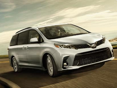 2019 Toyota Sienna XLE - Special Edition