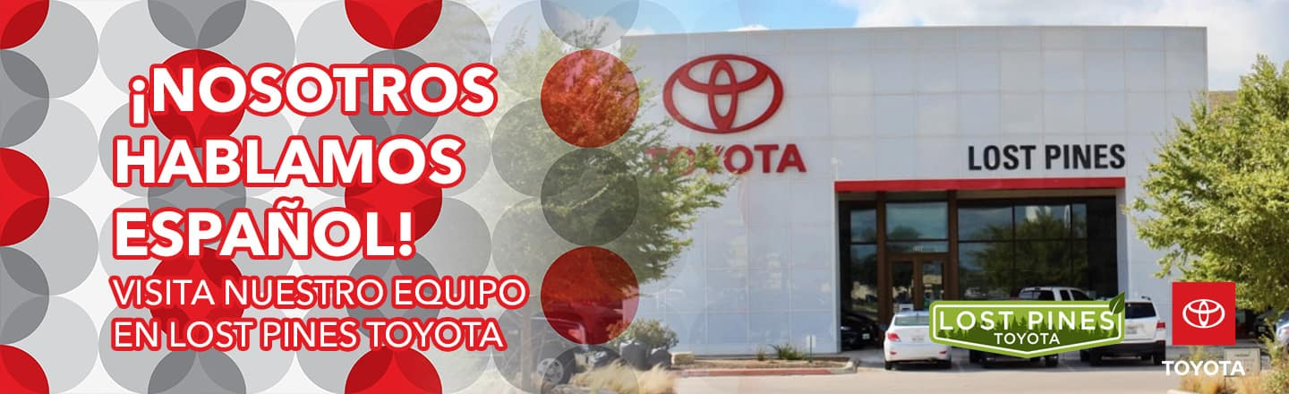 Toyota Pay By Phone >> Toyota Dealership Near Austin Tx Bastrop Near San Marcos
