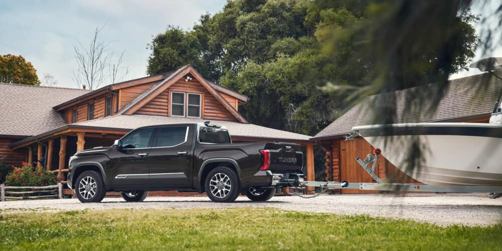 2022 Toyota Tundra Towing