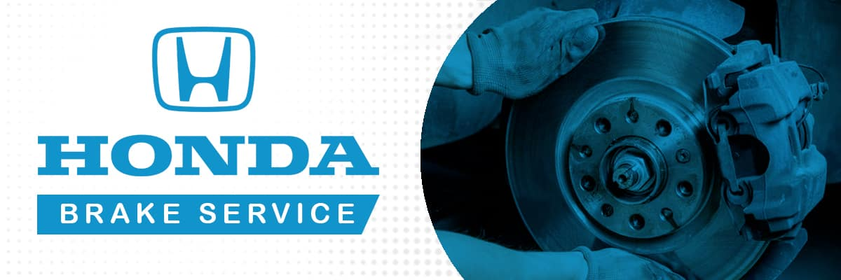 Majestic Honda Parts >> Honda Brake Service Majestic Honda