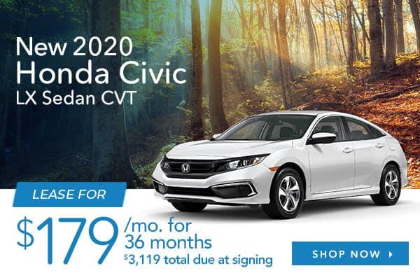 Our New Honda Specials At Majestic Honda Majestic Honda