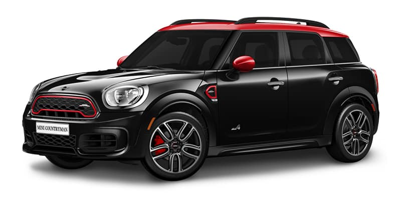JCW Countryman ALL4