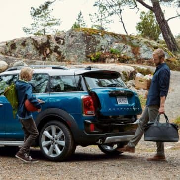 2020 MINI Countryman Liftgate