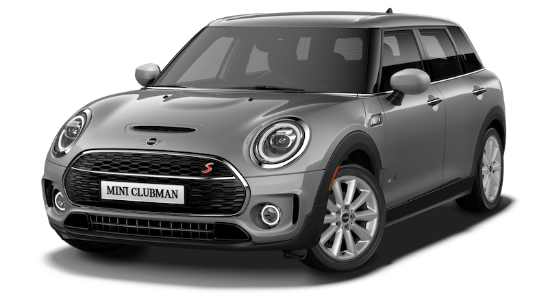 S Clubman ALL4