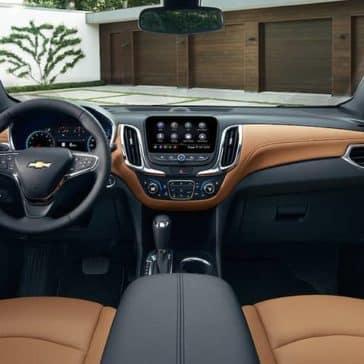 2019 Chevrolet Equinox Dash