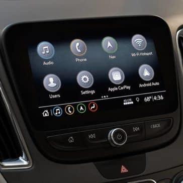 2019 Chevy Malibu Technology