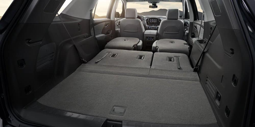 2019 Chevrolet Traverse Cargo Area
