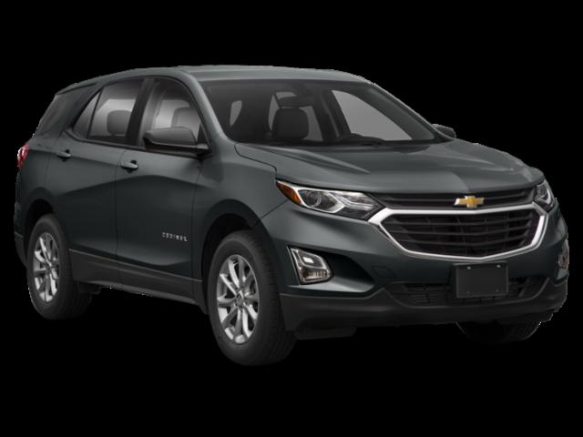 Grey 2020 Chevrolet Equinox