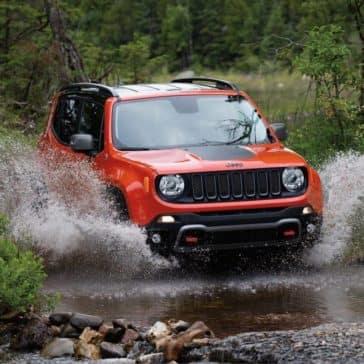 2018 Jeep Renegade Capability