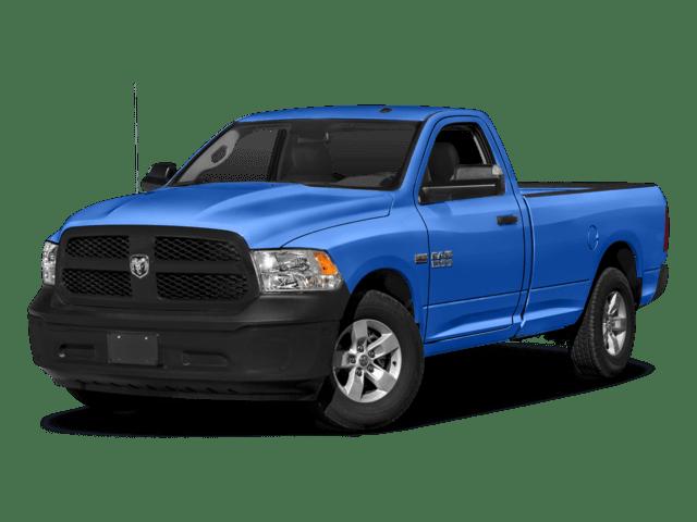 2019 RAM 1500 in blue