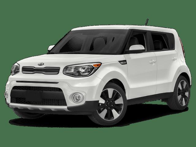2019 Kia Soul in white