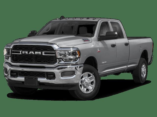 2019 RAM 2500 in silver