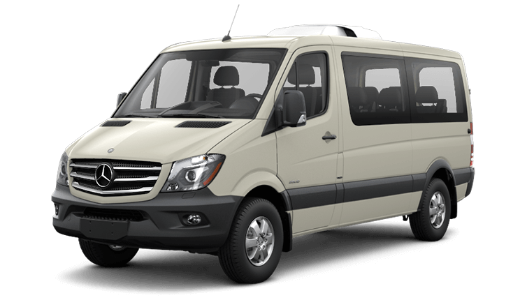 2018 Mercedes-Benz Sprinter and Metris Vans