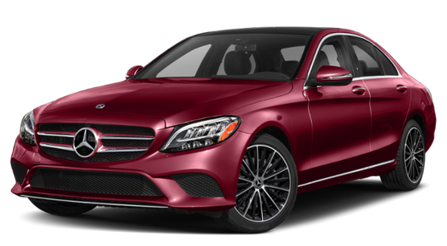 2019 MB C-Class Red