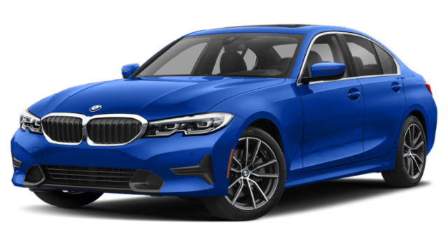 2019 BMW 3-Series Sedan