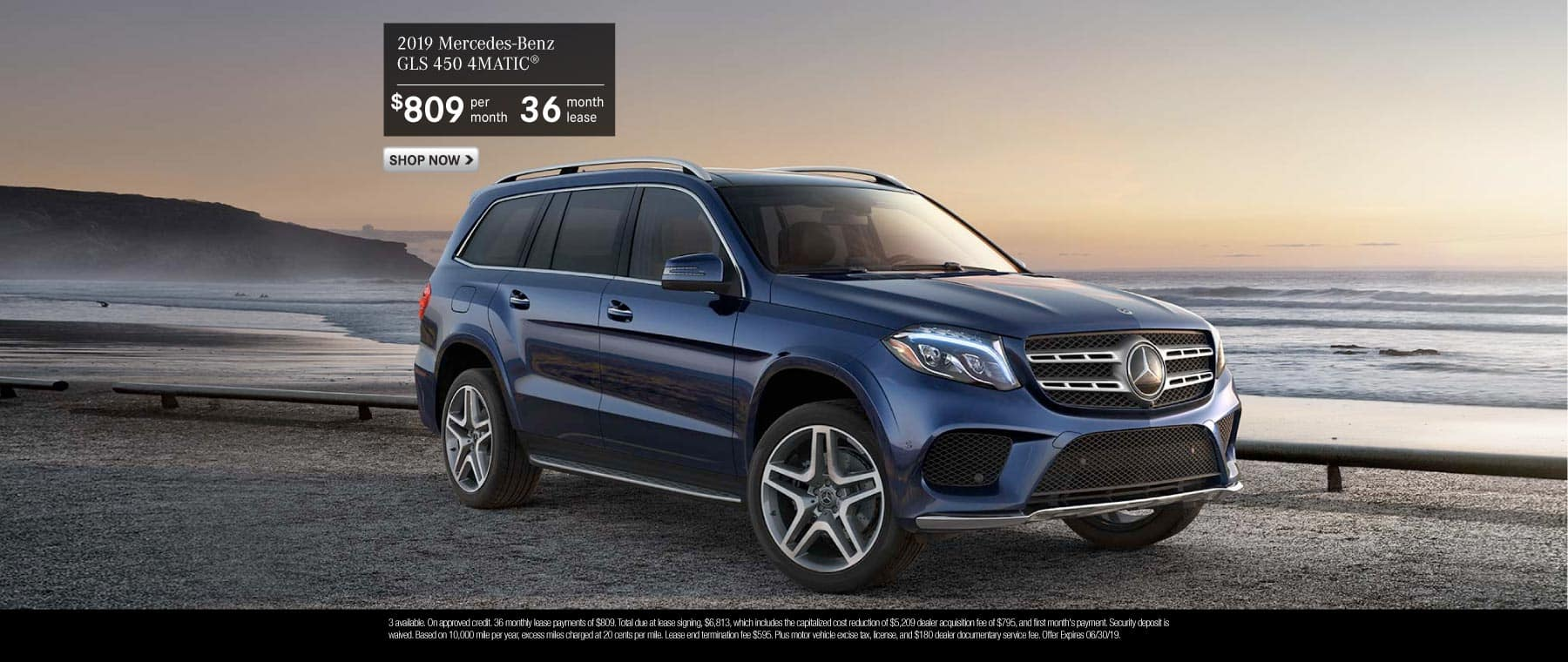 2019 Mercedes-Benz GLS 450 4MATIC