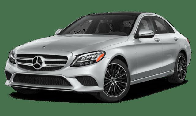 Silver 2019 Mercedes-Benz C-Class
