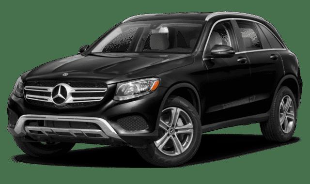 Black 2019 Mercedes-Benz GLC
