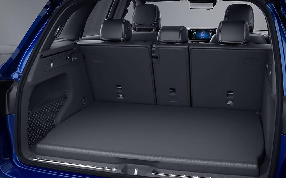 2020 MB GLC Cargo Space