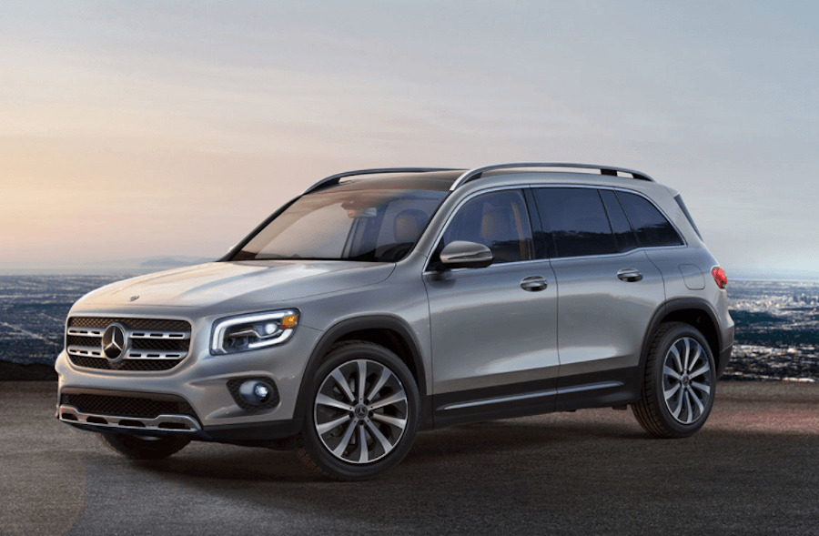 2021 Mercedes-Benz GLA lineup thumbnail
