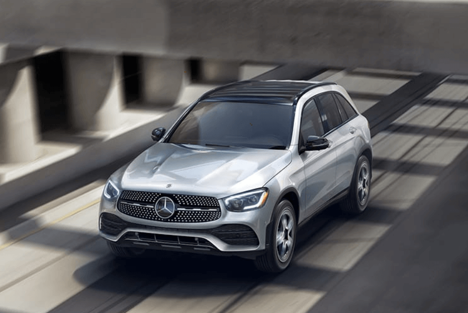 2020 Mercedes-Benz GLC Lineup thumbnail