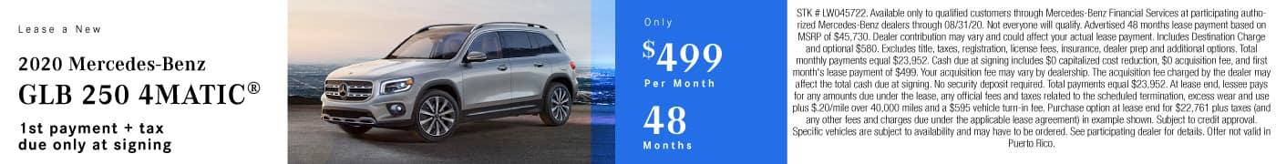 GLB | Mercedes-Benz of Des Moines