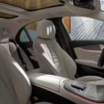 2021 Mercedes-Benz E-Class Interior Seating Banner