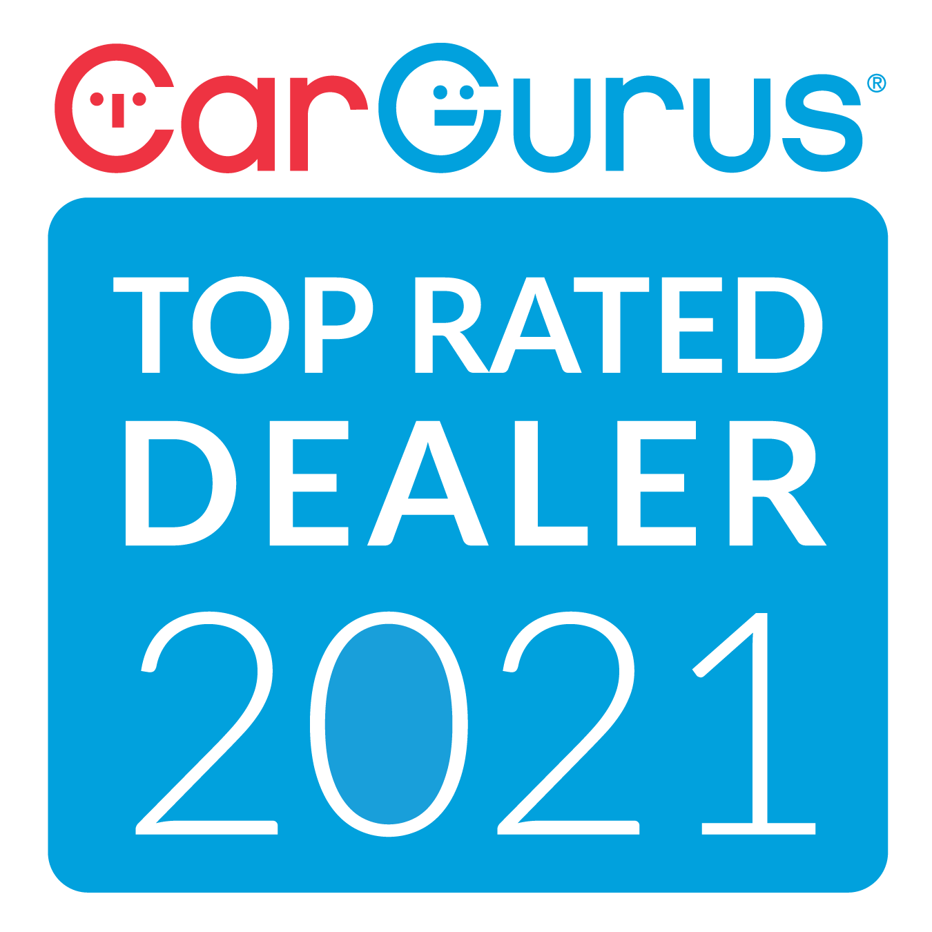 2021 Car Gurus Top Rated Dealer