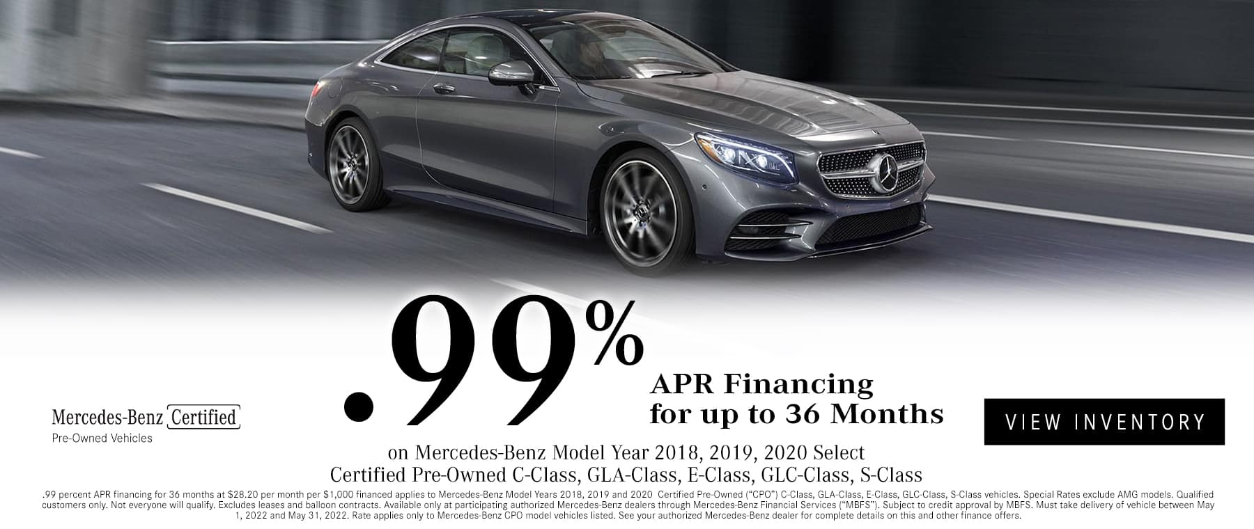Used vehicles, certified pre owned, special, deal, sale on mercedes benz