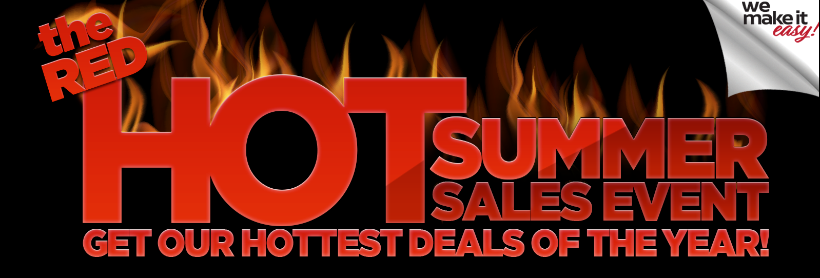 July Sales Event
