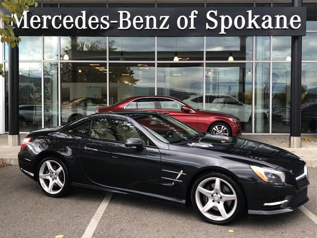 Pre-Owned 2016 Mercedes-Benz SL 400 RWD ROADSTER