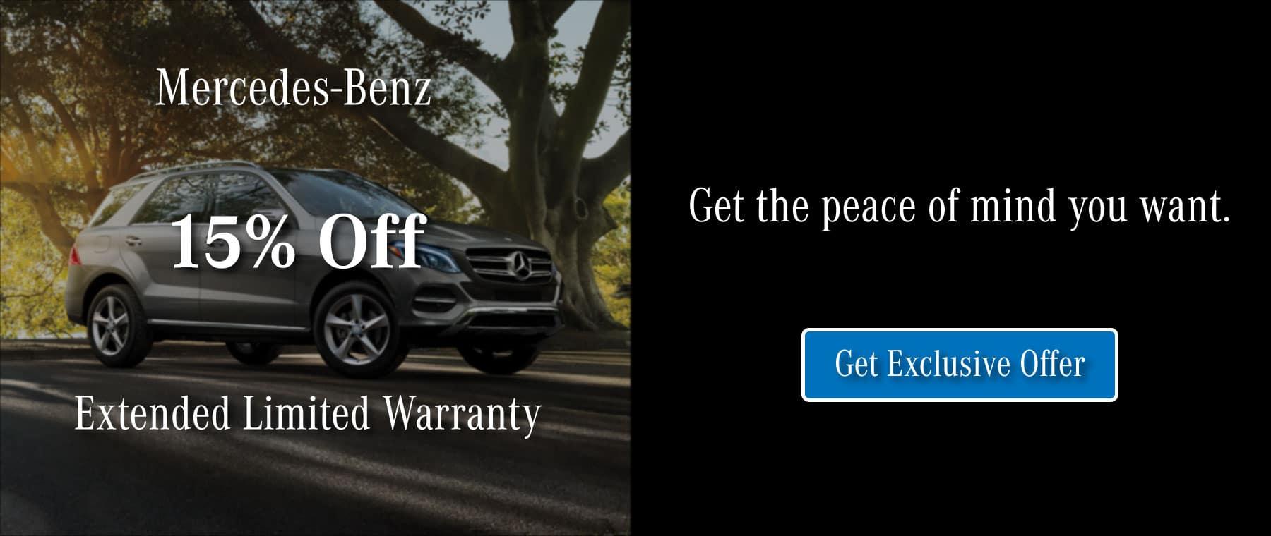 Mercedes-benz of spokane extended limited warranty
