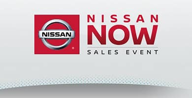 nissan now sales event