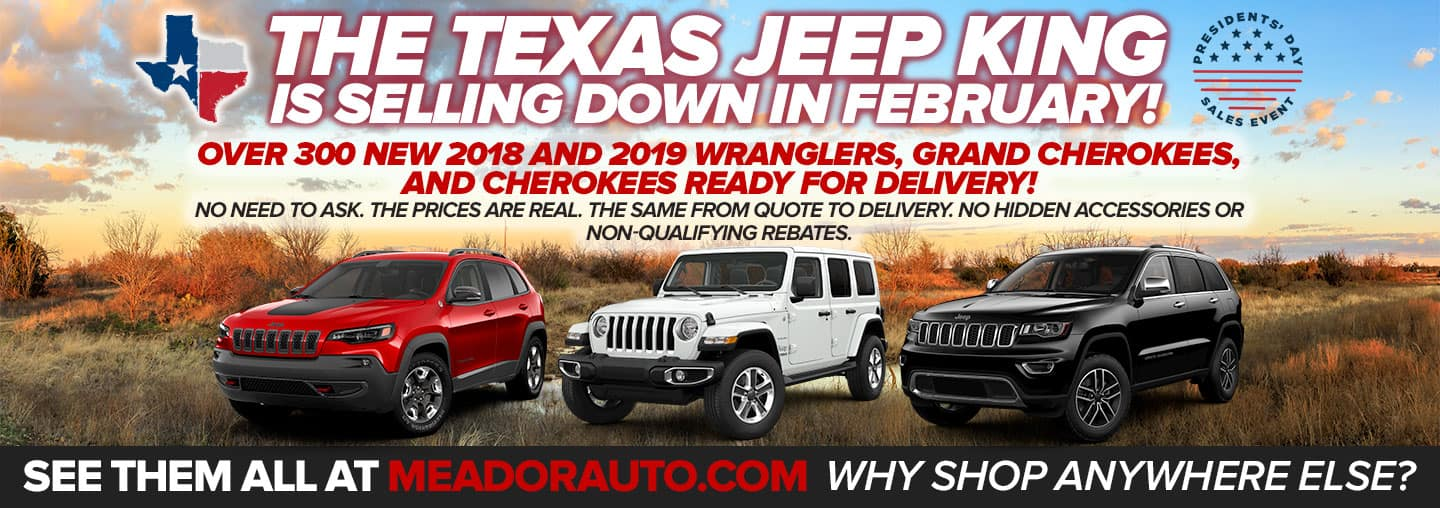 Meador Auto Group New And Used Chrysler Dodge Jeep Ram Dealer