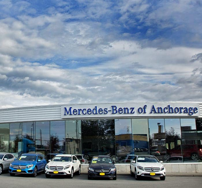 Mercedes-Benz of Anchorage | New Mercedes-Benz & Used Car ...