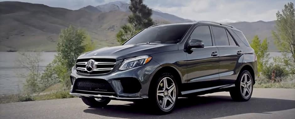 New Mercedes-Benz SUVs and Wagons