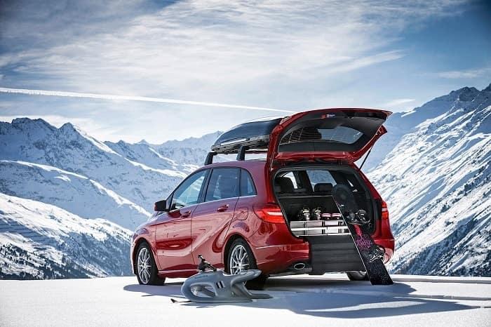 Mercedes-Benz Parts Specials