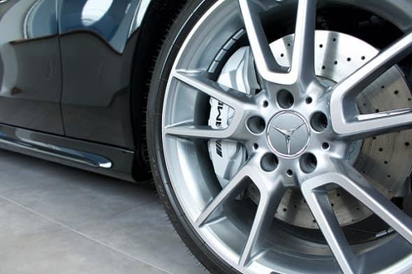 Order Mercedes-Benz Parts