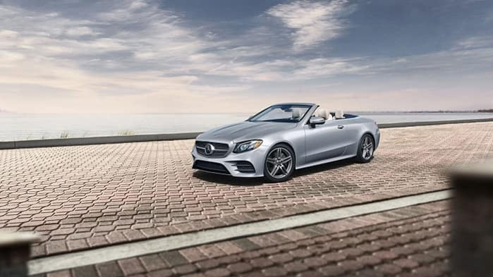 New Mercedes-Benz Coupes & Convertibles