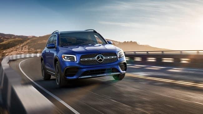 New Mercedes-Benz GLB