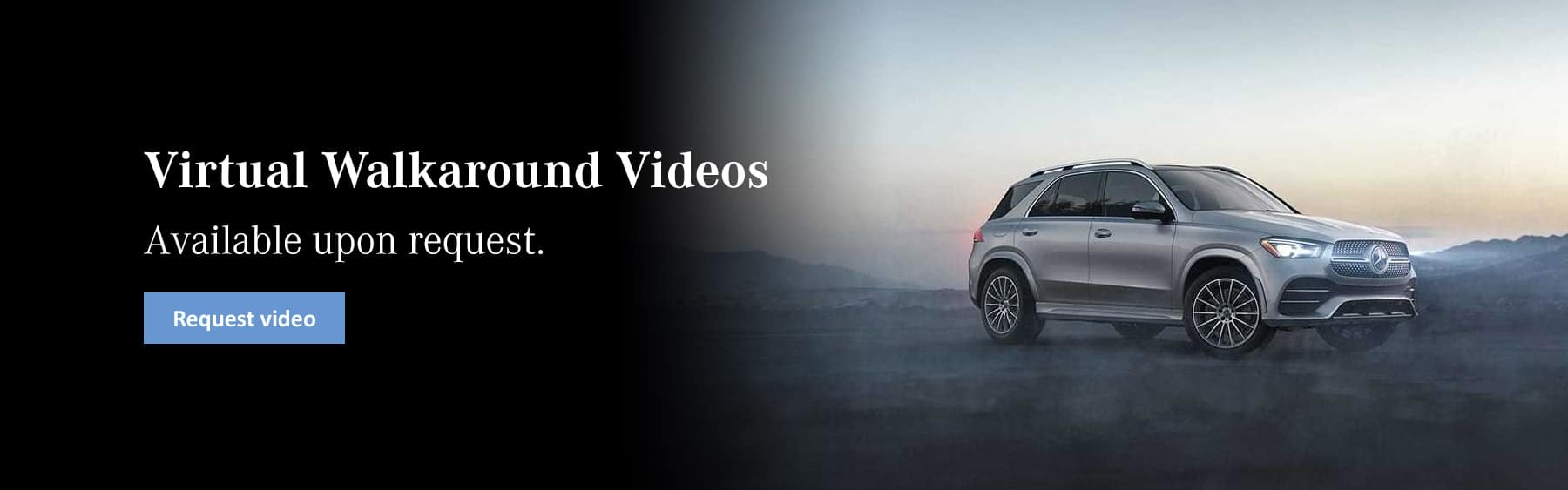 Virtual Mercedes-Benz Walkaround Videos