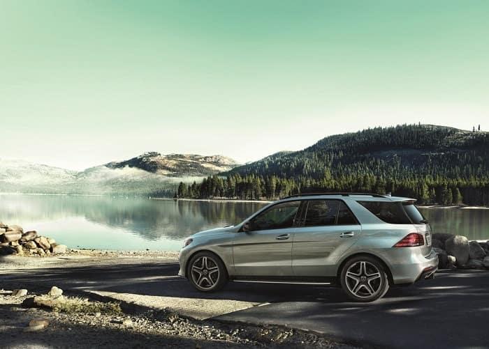 New Mercedes-Benz SUVs