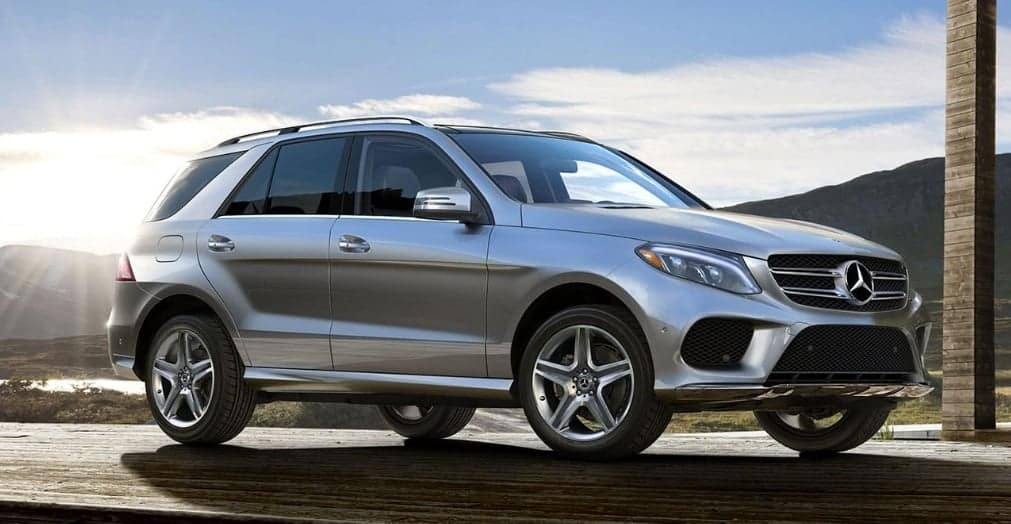 Mercedes-Benz Luxury SUVs