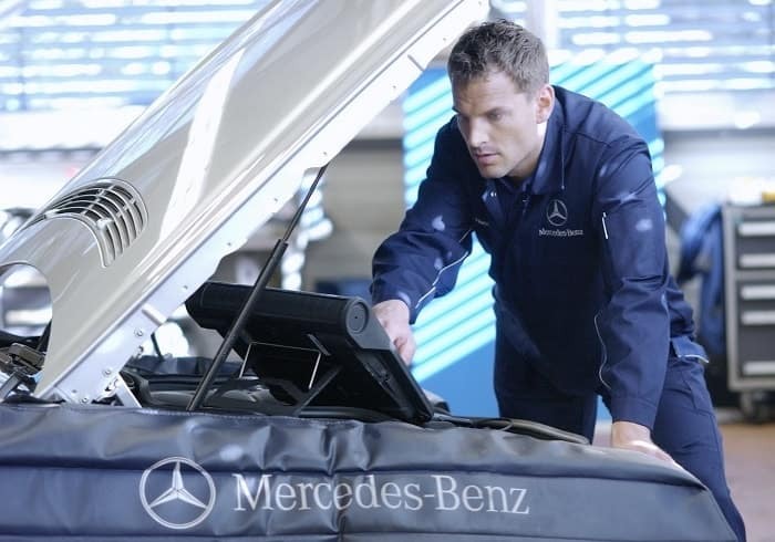 Mercedes-Benz Service Specials