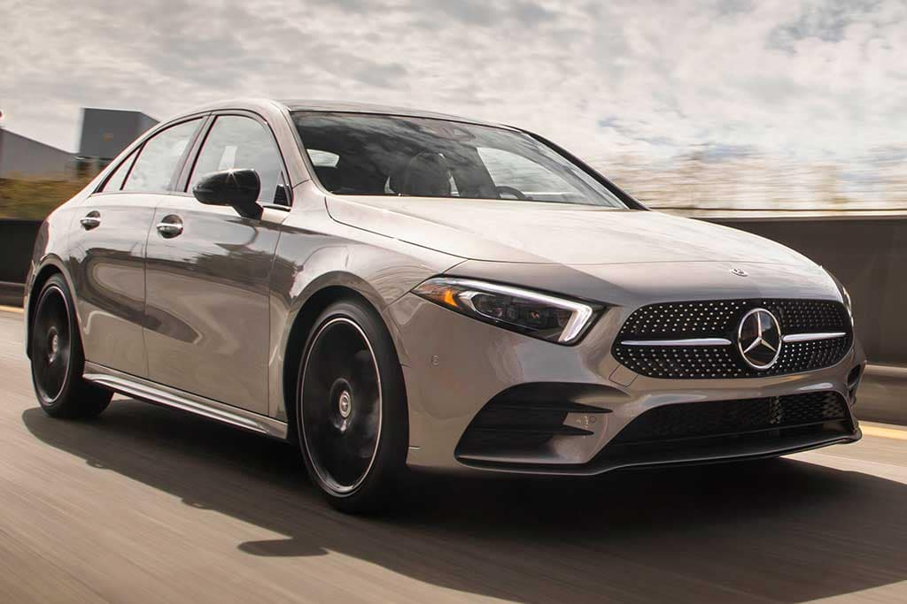 New Mercedes-Benz Sedans & Wagons