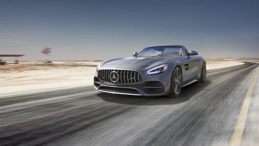 New Mercedes-Benz Convertibles & Roadsters