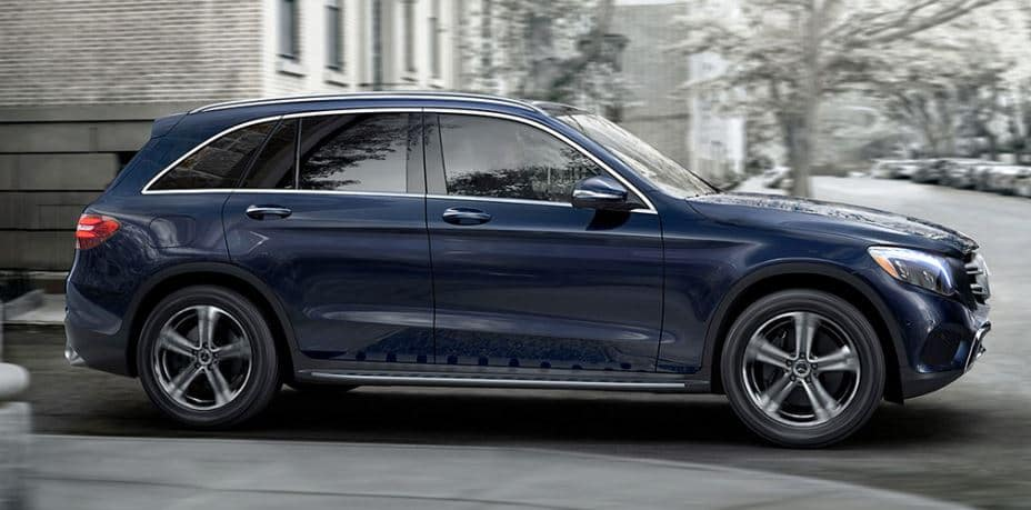 New Mercedes-Benz GLC