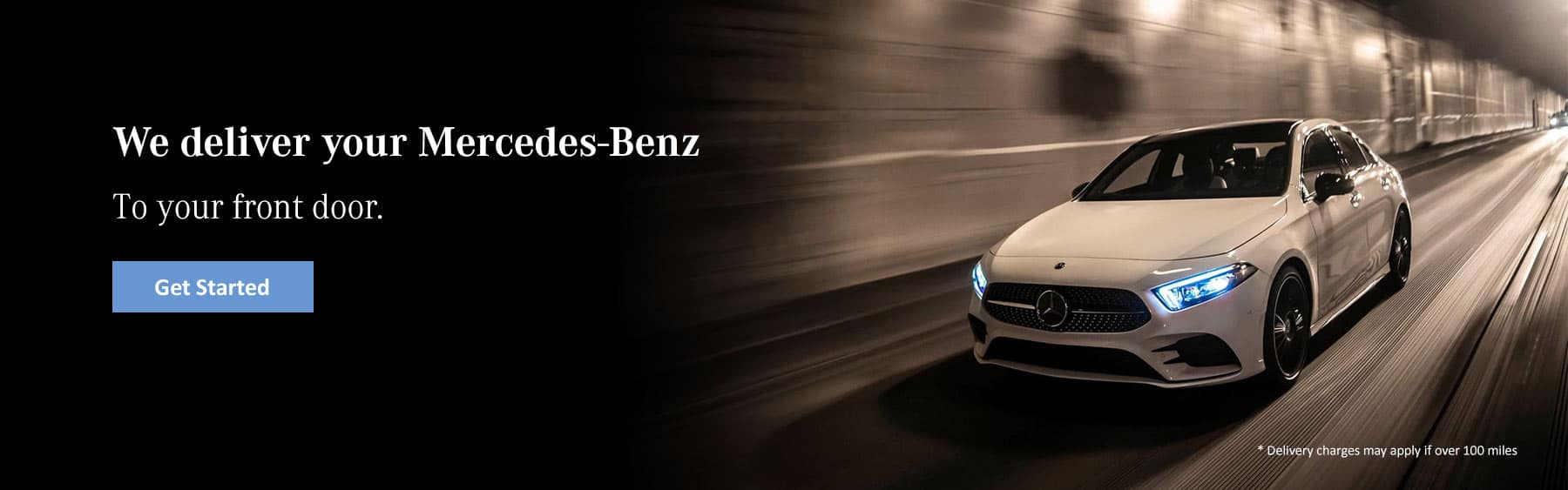 mercedes-benz home delivery in oregon